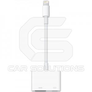 Lightning AV Adaper for iPhone iPod