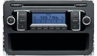 Головное устройство RCD210