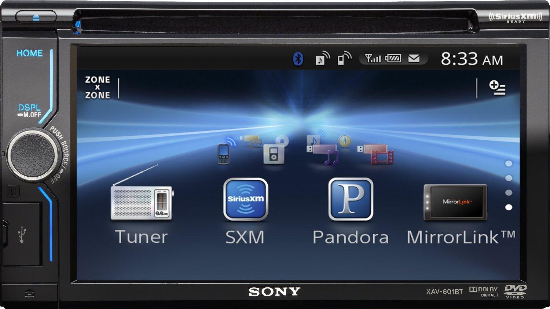 Sony XAV-601