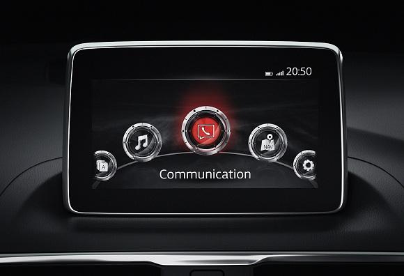 Mazda Connect Monitor