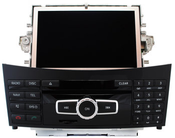 Mercedes-Benz W212 NTG 4.5 head unit