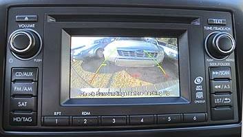 Subaru 4.3 screen