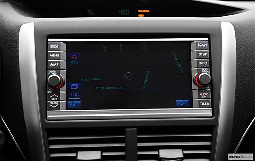 Subaru 2DIN Kenwood