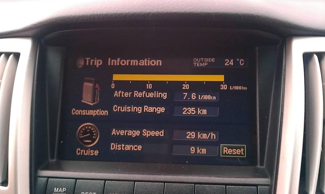 Lexus monitor