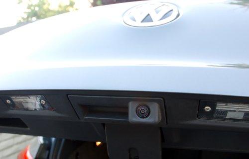 Installed camera