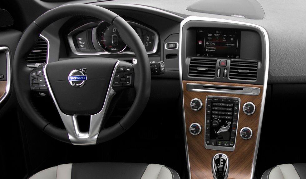 Головное устройство Volvo