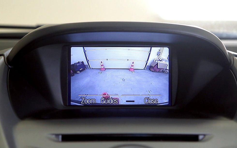 Камера заднього виду