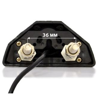 Універсальна автомобільна камера переднього виду CS-003