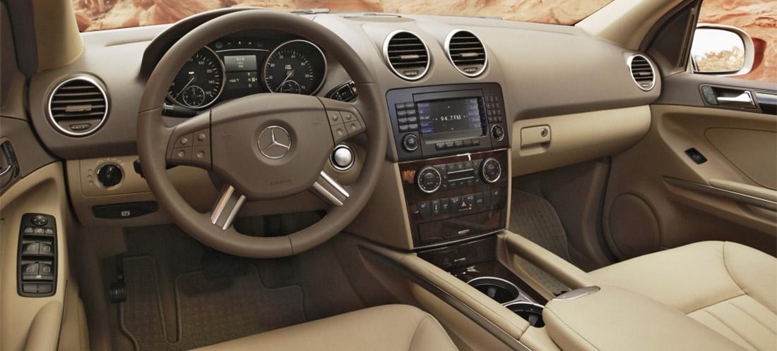 Монітор Mercedes-Benz