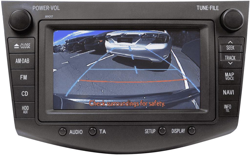 Lexus B9017 монитор