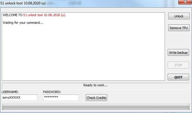 qDecodeTool screen shot