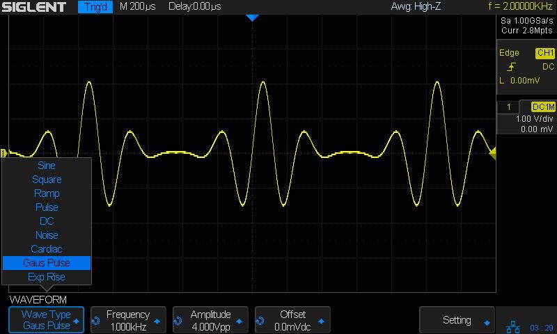 SIGLENT SDS1102X +