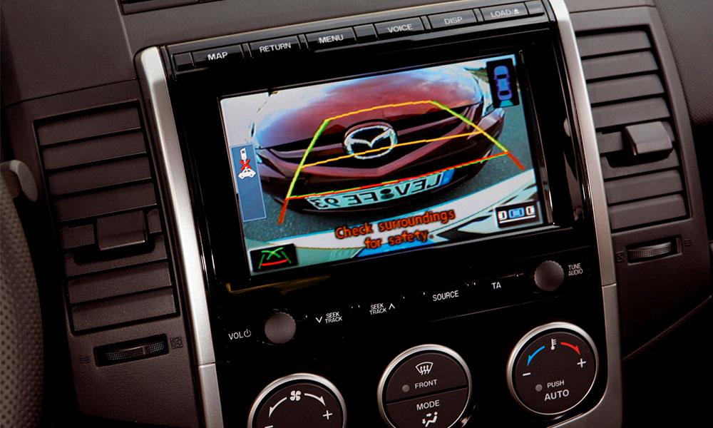 Mazda 5 US 2008