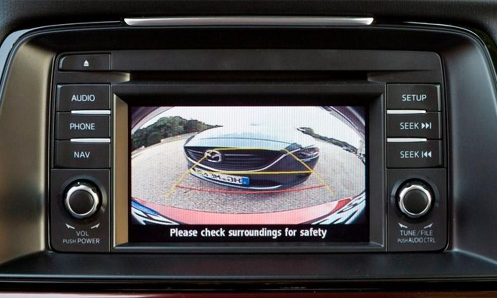 Mazda 6 EU 2013