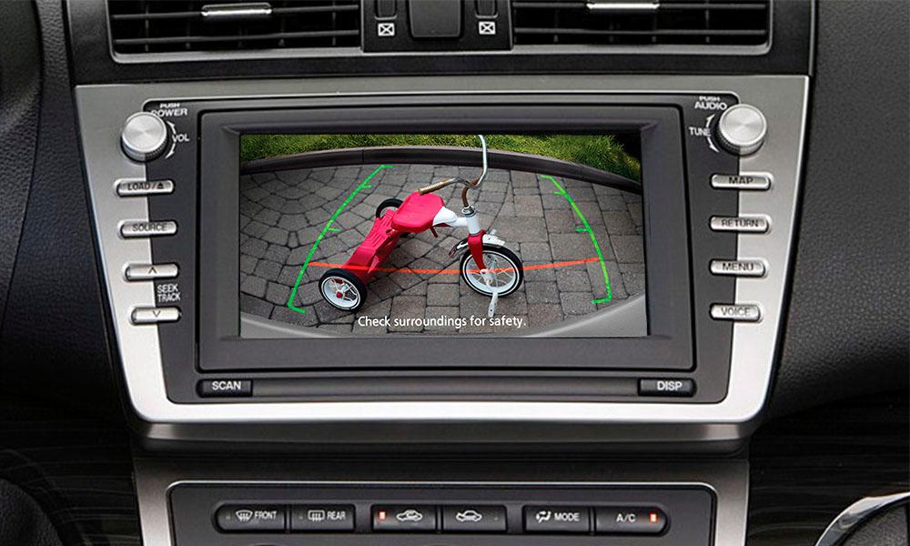 Mazda 6 US 2009