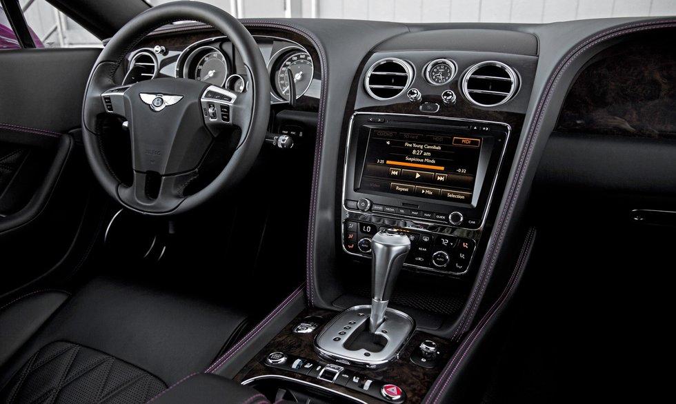Головное устройство Bentley