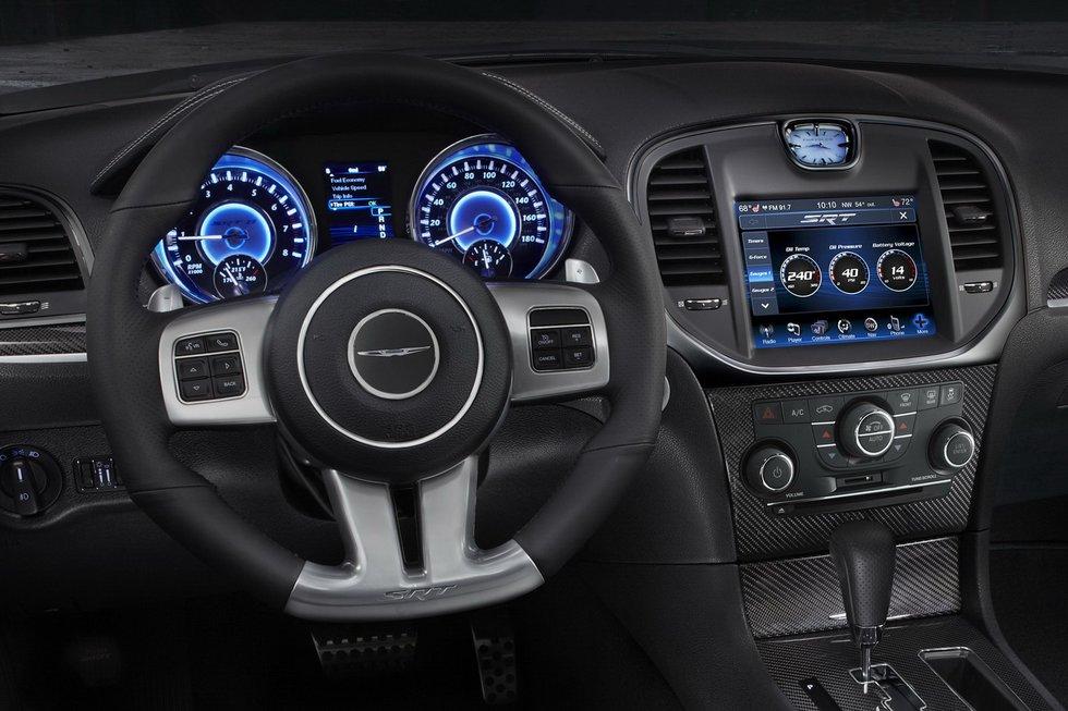 Головное устройство Chrysler