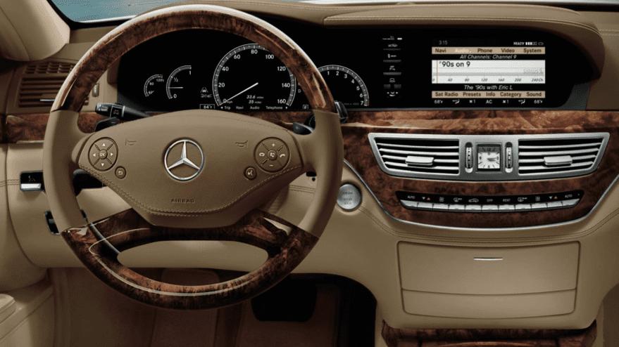 Autorradio Mercedes-Benz