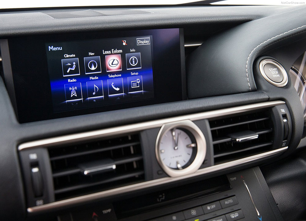 Lexus GEN8