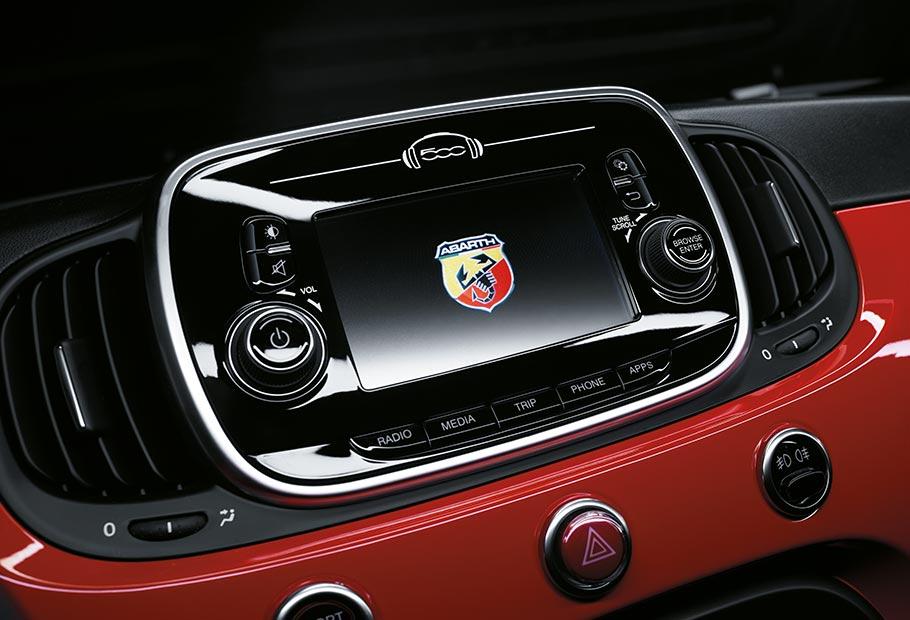 Головний пристрій Fiat