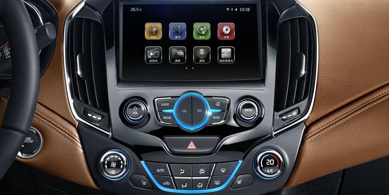 Монітор Chevrolet Intellilink