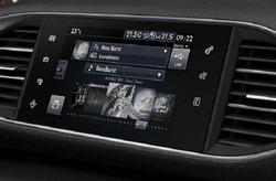 Головний пристрій Peugeot
