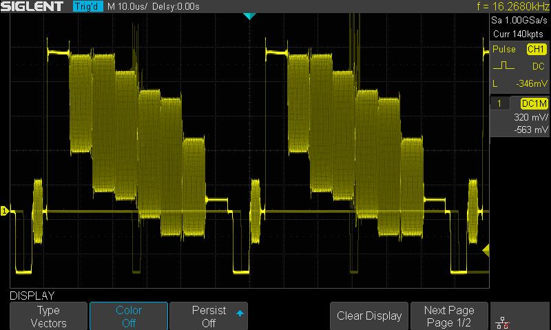 Oscilloscope SIGLENT Function 3