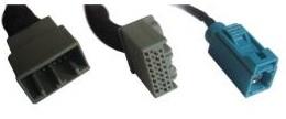 Bosch head unit connectors