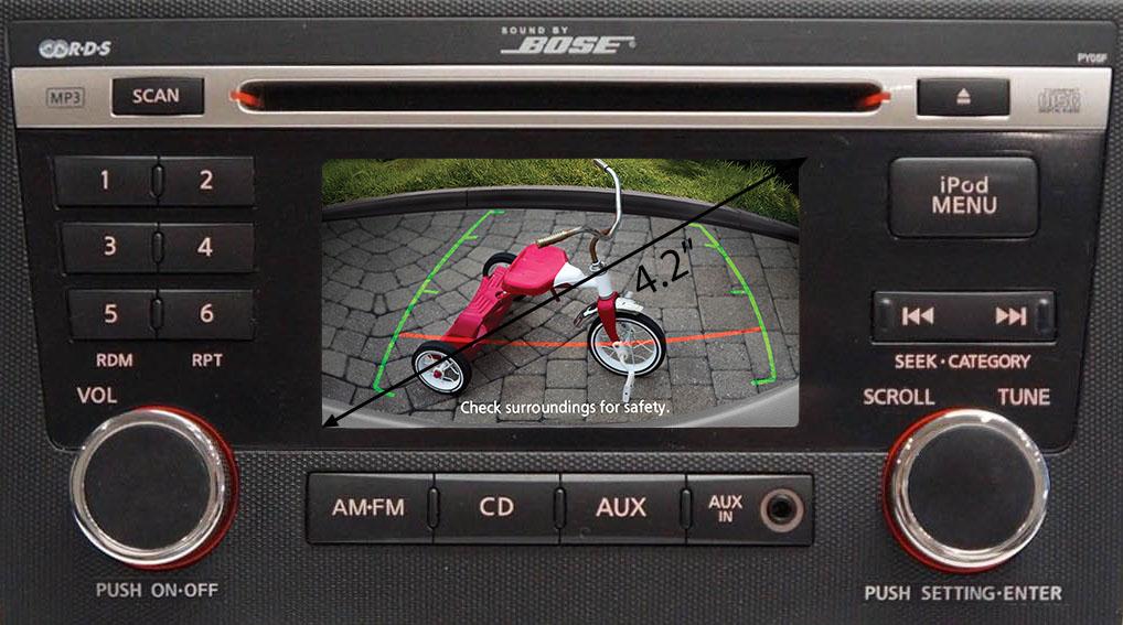 Nissan Audio European