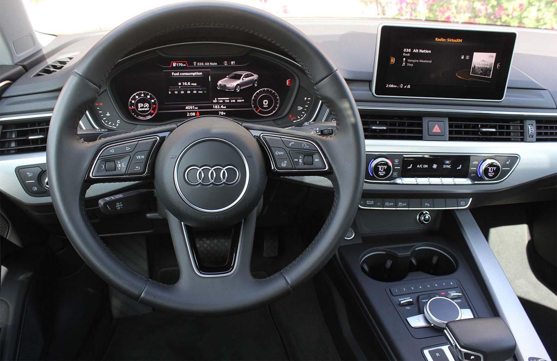 Головний пристрій Audi