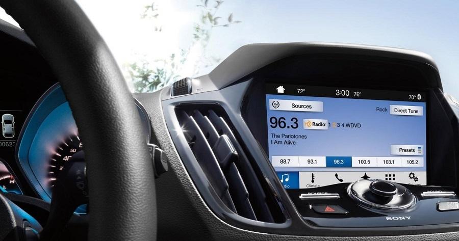 Ford Sync 3 monitor