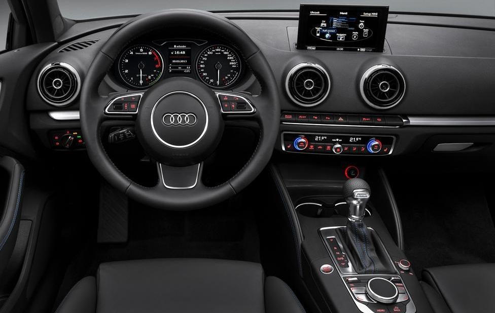 Audi A3 MMI System