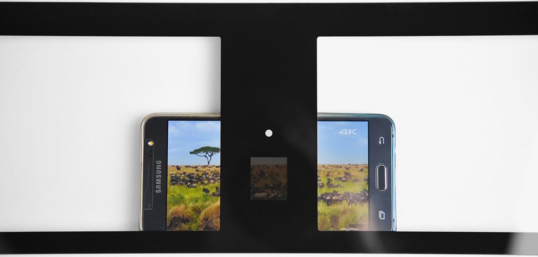 Touch screen sensor
