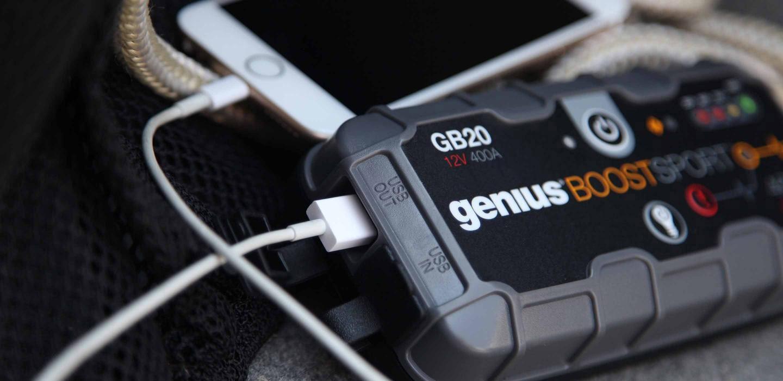 NOCO Genius GB20