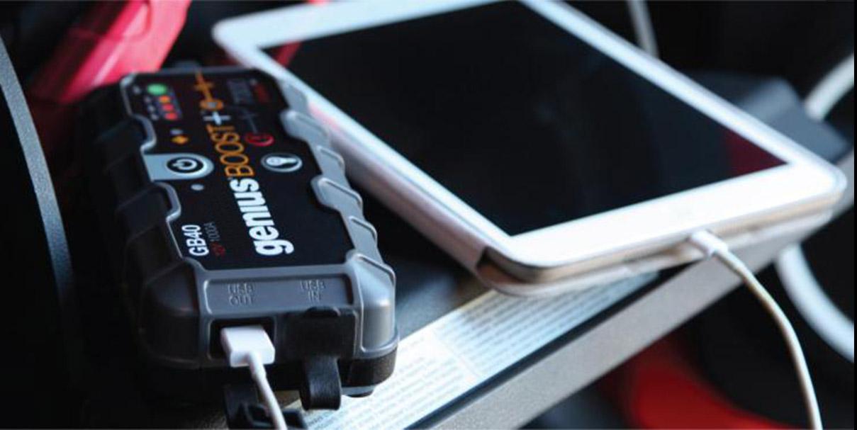 GB40 charging