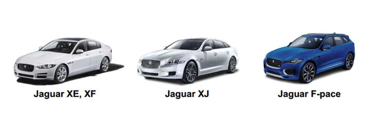Jaguar compatibility