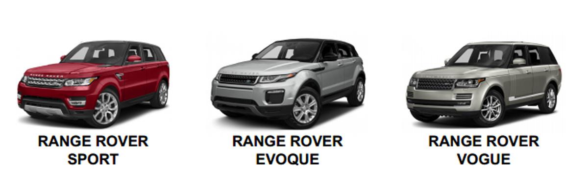 Range Rover compatibility