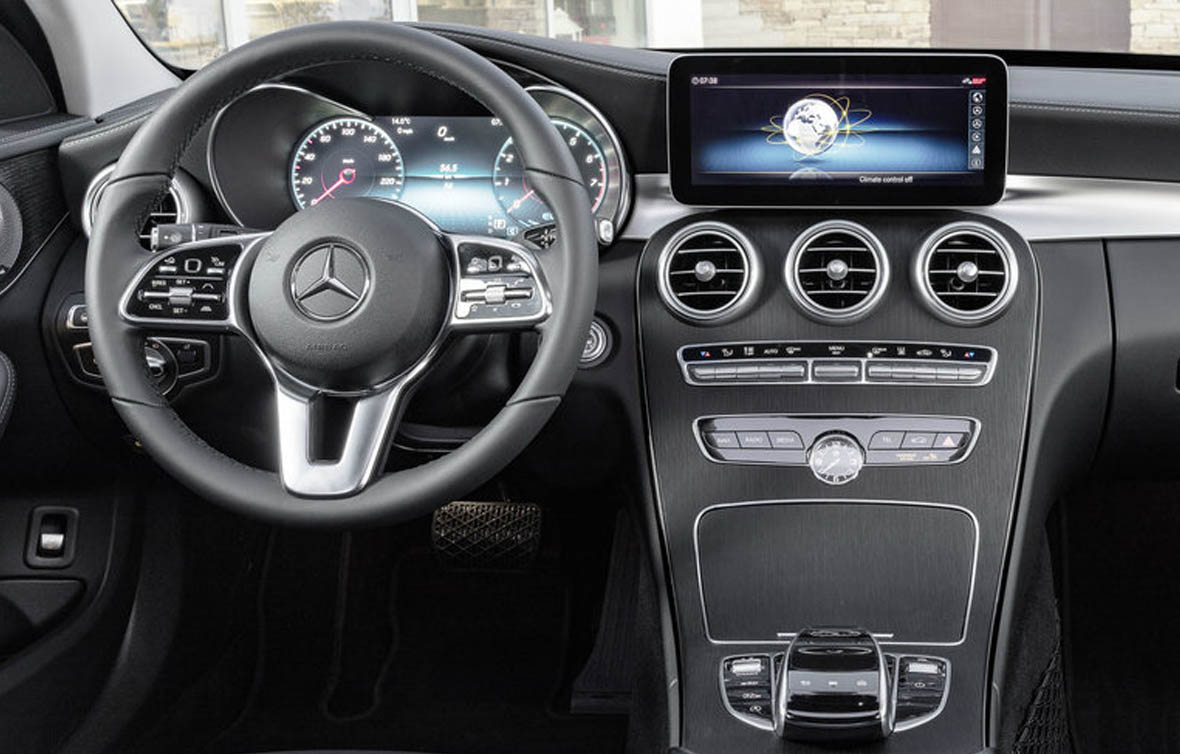 Mercedes-Benz NTG5.5