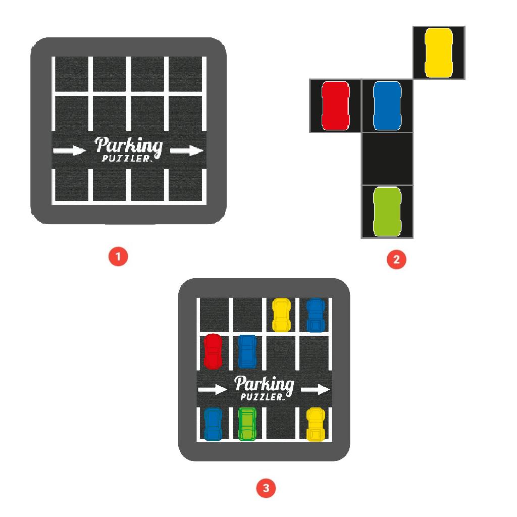 Як грати Smart Games Паркінг