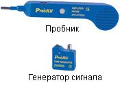 Випробовувач та генератор сигналу